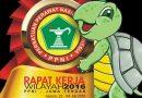 Agenda Rapat Kerja Wilayah PPNI Provinsi Jawa Tengah | Jepara, 22-24 Juli 2016