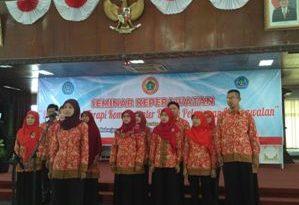 PPNI DPD Kabupaten Kendal mengadakan Seminar Keperawatan dan Pelantikan DPK Pendidikan