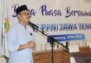 Buka Bersama Pengurus DPW PPNI Jateng : Kembalinya sang Komandan