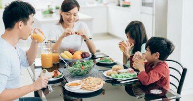 5 Makanan Sehat di Bulan Ramadhan